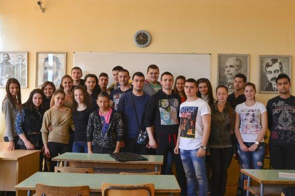 ПГСС 12а 2014 Манолова